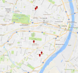 Recovery House Locations In St. Louis, MO